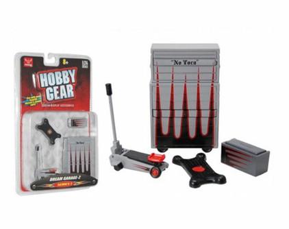 Dream Garage Set #2 - Phoenix 16056 - 1/24 Scale Diecast Car Accessory
