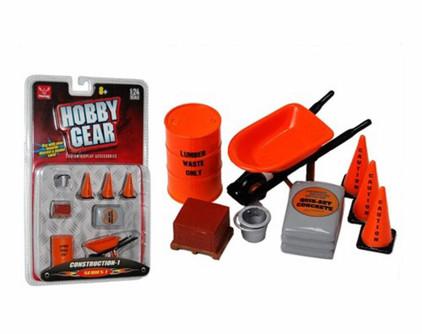 Construction Set #1 - Phoenix 16054 - 1/24 Scale Diecast Car Accessory