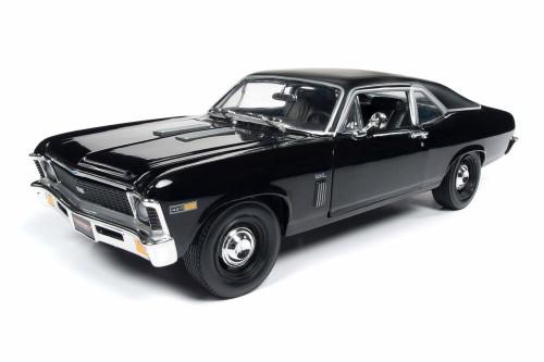 1969 Yenko Chevy Nova Hardtop, Muscle Car & Corvette Nationals (MCACN) 10th Anniversary - Auto World AMM1178 - 1/18 scale Diecast Model Toy Car