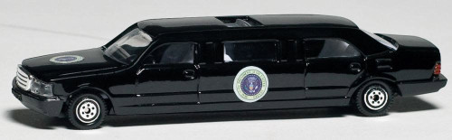 Presidential Limo, Black - Daron RT5739 - Diecast Model Toy Car