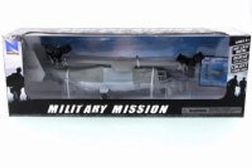 Boeing V-22 Osprey, Light Gray - New Ray 26113 - 1/72 Scale Diecast Model Toy Car