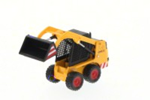 "Action Gorilla Shovel Loader Truck, Yellow - Welly 92650/6D - 5.5"" Long  Collectible Model"