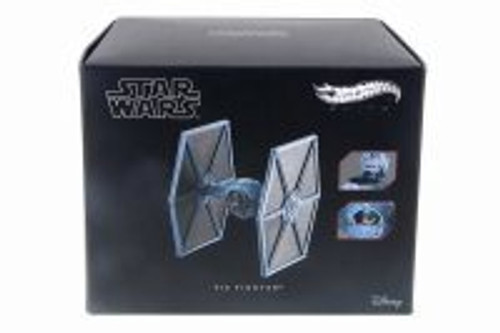 Empire Strikes Back Tie Fighter, Star Wars Episode V - Hot Wheels CMC92 - Collectible Diecast Vehicle Replica