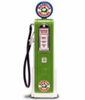 Digital Gas Pump Magnolia, Green - Yatming 98741 - 1/18 scale diecast model