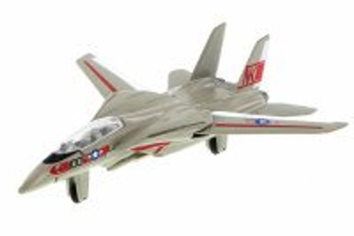Northrop Grumman F-14 Tomcat, Tan - 77000DT/C - Toy Model Warplane