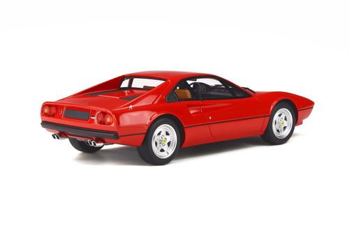 1980 Ferrari 308 GTBi Hardtop, Red - GT Spirit GT276 - 1/18 scale Resin Model Toy Car