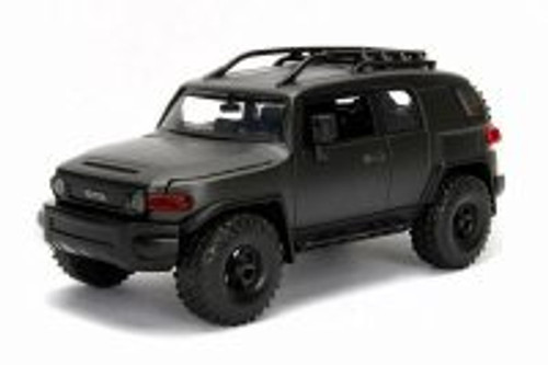 Toyota FJ Cruiser, Primer Gray - Jada 99318 - 1/24 Scale Diecast Model Toy Car