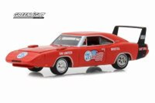 "1969 Dodge Charger, Daytona ""Spirit of 76 Bristol 500 Limited"" - Greenlight 29969/48 - 1/64 scale Diecast Model Toy Car"