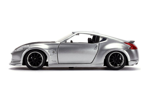 Gisele's Nissan Nissan 370 Hardtop, Fast and Furious - Jada Toys 31852 - 1/32 scale Diecast Model Toy Car
