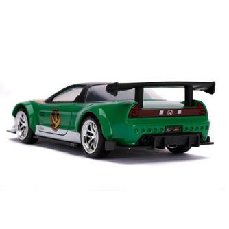 2002 Honda NSX Type-R Japan Spec, Power Rangers - Jada Toys 31843/24 - 1/32 scale Diecast Model Toy Car