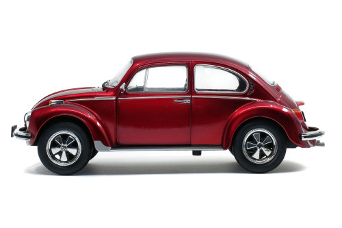1974 Volkswagen Beetle 1303, Red - Solido S1800512 - 1/18 scale Diecast Model Toy Car