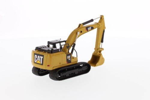 Caterpillar 320F L Hydraulic Excavator, Yellow - Diecast Masters 85690 - 1/64 scale Diecast Replica