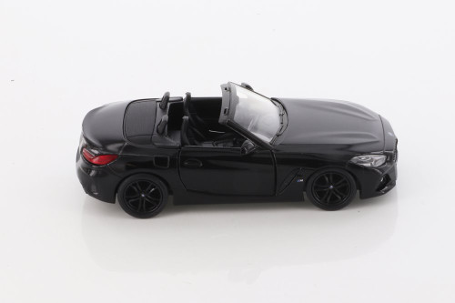 BMW Z4, Black - Kinsmart 5419D - 1/34 scale Diecast Model Toy Car