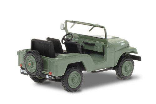 1952 Willys M38 A1, M*A*S*H - Greenlight 86590 - 1/43 scale Diecast Model Toy Car