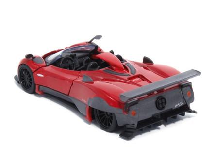 Pagani Zonda HP Barchetta, Red - Tayumo 36120212 - 1/36 scale Diecast Model Toy Car