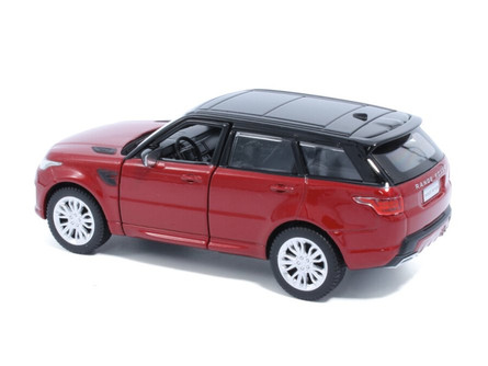 Land Rover Range Rover Sport, Firenze Red - Tayumo 36100014 - 1/36 scale Diecast Model Toy Car
