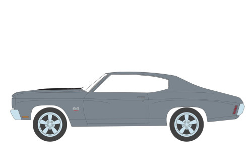 1970 Chevy Chevelle SS 454, Once Upon a Time - Greenlight 44900E/48 - 1/64 scale Diecast Model Toy Car