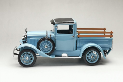 1931 Ford Model A Pick Up, Hessian Blue - Sun Star 6117 - 1/18 scale Diecast Model Toy Car