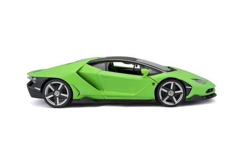 Lamborghini Centenario, Green - Maisto 31386GN - 1/18 scale Diecast Model Toy Car