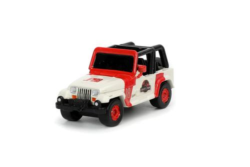 Jurassic World 3-Pack, Jurassic World - Jada Toys 31955 - 1/65 scale Diecast Model Toy Car