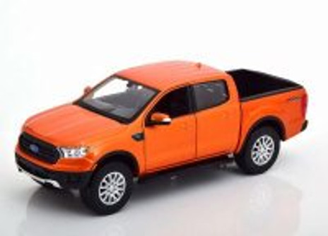 2019 Ford Ranger, Copper Orange - Maisto 31521OR - 1/27 scale Diecast Model Toy Car