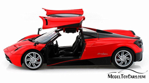 Pagani Huayra, Red - Motor Max 79160R - 1/18 Scale Diecast Model Toy Car