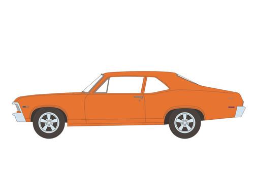 1968 Chevy Nova, Bad Boys II - Greenlight 44910F/48 - 1/64 scale Diecast Model Toy Car
