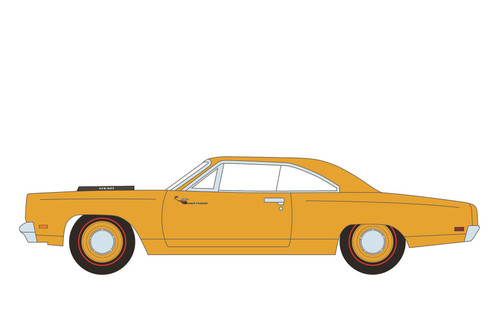 1969 Plymouth Road Runner, Pawn Stars - Greenlight 44910D/48 - 1/64 scale Diecast Model Toy Car