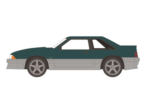 1991 Ford Mustang GT, Home Improvement - Greenlight 44910C/48 - 1/64 scale Diecast Model Toy Car