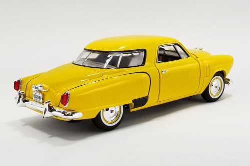 1951 Studebaker Champion, Yellow - Acme A1809203 - 1/18 scale Diecast Model Toy Car
