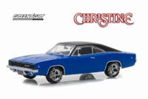 1968 Dodge Charger, Christine - Greenlight 44820/48 - 1/64 scale Diecast Model Toy Car