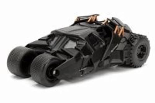 2008 Batmobile, The Dark Knight - Jada 98266DPB - 1/32 scale Diecast Model Toy Car