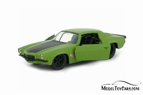 1973 Chevy Camaro F-Bomb Hard Top, Fast and Furious - Jada 99521 - 1/32 Scale Diecast Model Toy Car