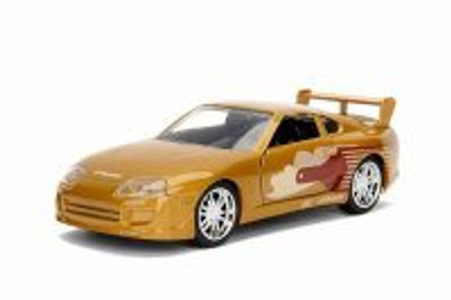 Toyota Supra Hard Top, Fast and Furious - Jada 99542 - 1/32 Scale Diecast Model Toy Car
