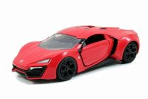 Lykan Hypersport, Fast and Furious - Jada 98674DP5 - 1/32 scale Diecast Model Toy Car