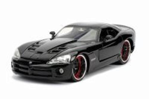 Dodge Viper SRT10 Hardtop, Fast & Furious - Jada 30731 - 1/24 scale Diecast Model Toy Car