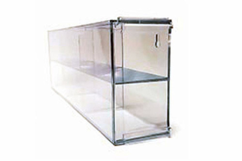 6-Car Acrylic Display Case, Clear - Greenlight 55012/12 - 1/64 scale Display Case for Diecast Cars