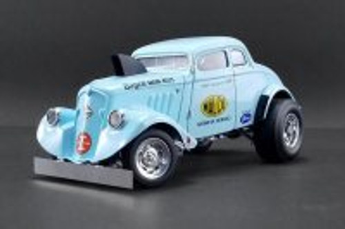 1933 Malco Gasser with Air Dam, Light Blue - Acme 1800911 - 1/18 scale Diecast Model Toy Car
