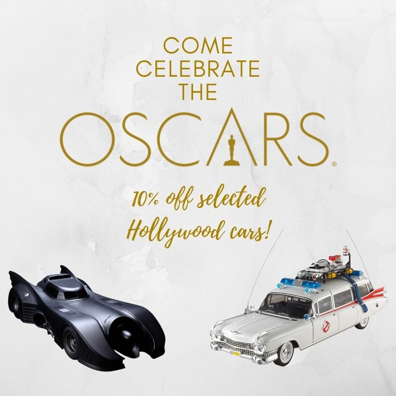 Better late than never! It's Oscars weekend!