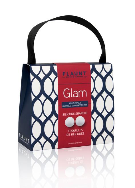 Glam Add-a-Size Silicone Bra Pads by Fashion Essentials BF39020