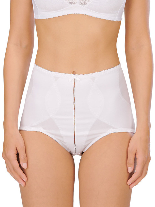 Control Panty Girdle With Reinforced Front Panel High Leg (L-7XL) by Naturana 0319