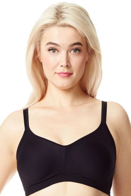 Olga Easy Does It Wirefree Seamless Knit Contour Bra GM3911A