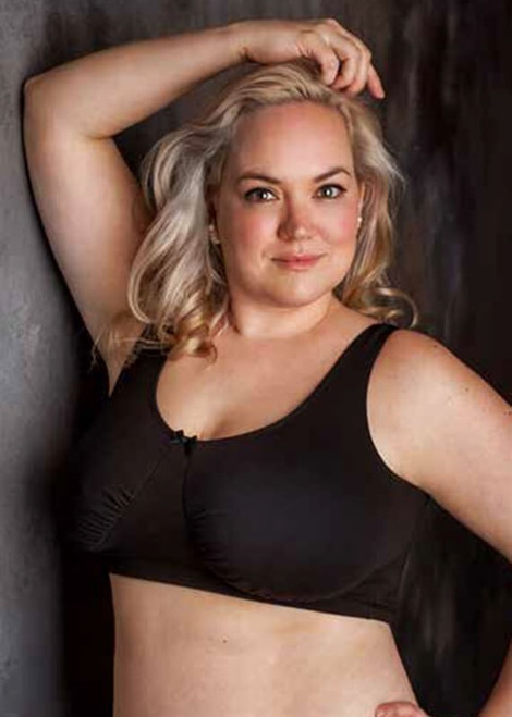 Wireless Cotton Plus Size Cami Bra 6459