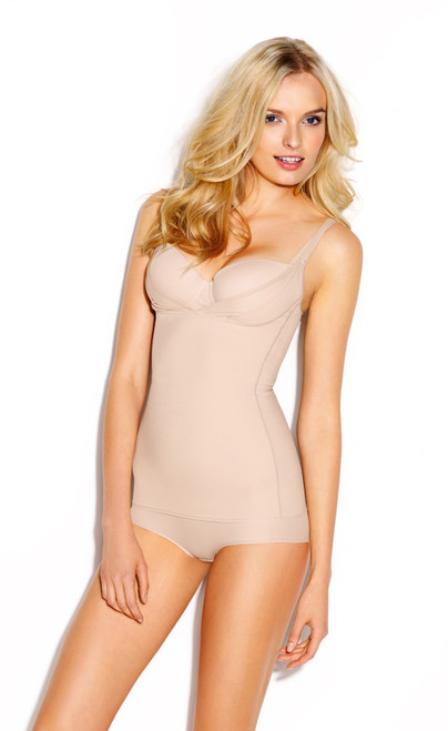 Shapewear Basic Seamless Camisole (S-4XL) by Cybele 10390