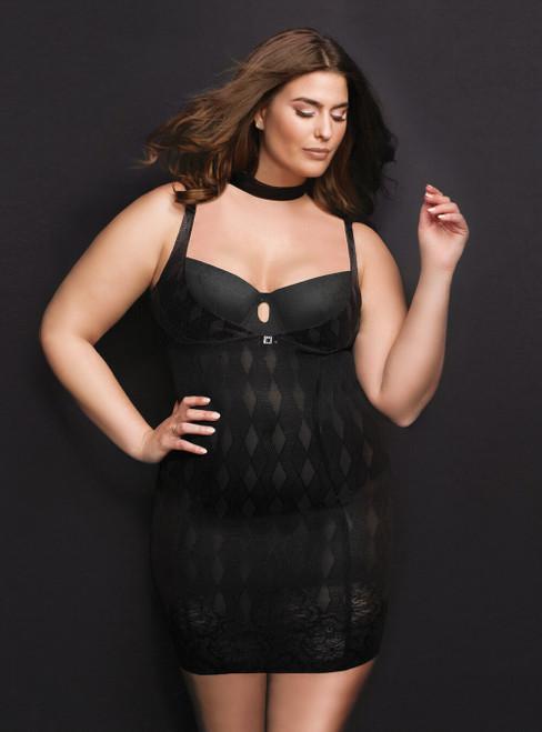 Body Hush Magnifique Couture Shapewear Full Slip (S-3XL) BH1702