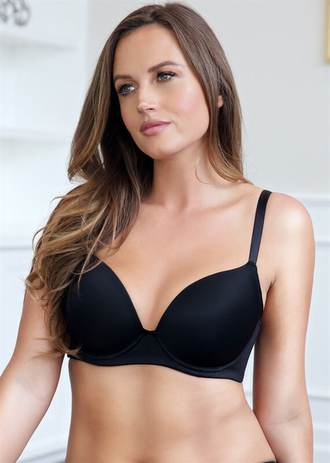 Low Plunge Underwire Seamless Emma Molded Bra by Parfait P5490