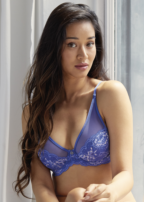 Grace Unlined High Apex Bra 9318 By Montelle Intimates