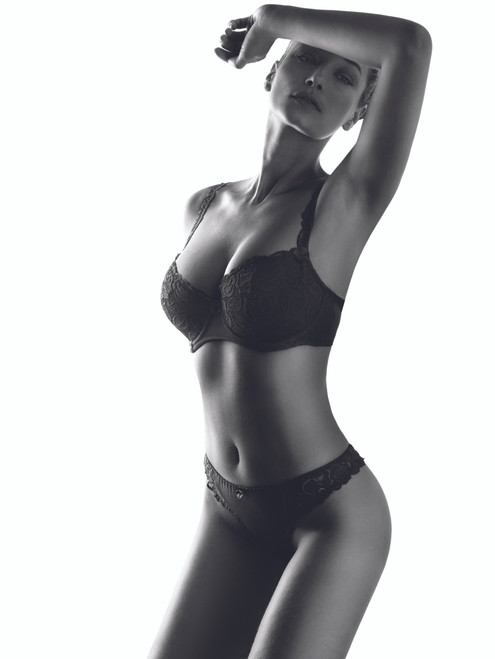 Change Padded Demi Cup Lace Bra 29704293