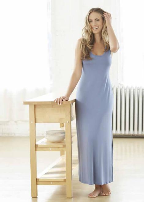 Fleur't  Belle Epoque Lace T-Back Long Gown 5455