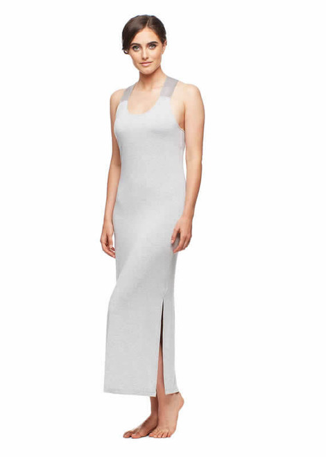 Fleur't Urban Escape Gown with Shelf Bra and Silk Charmeuse Straps 5499